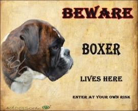 Waakbord Boxer Gestroomd OP=OP