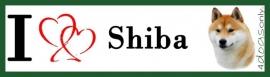 I LOVE Shiba Inu UITVERKOCHT