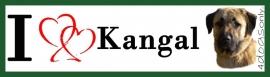 I LOVE Turkse Herder / Kangal UITVERKOCHT