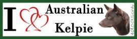 I LOVE Australian Kelpie OP=OP