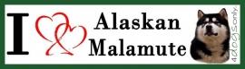 I LOVE Alaskan Malamute OP=OP