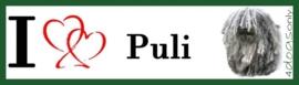 I LOVE Puli OP=OP