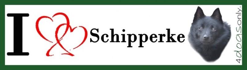 I Love Schipperke OP=OP