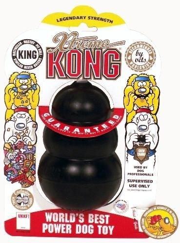 Kong Medium Zwart (extreme)