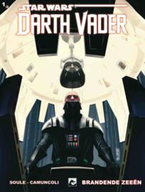 Star Wars, Darth Vader 17: Brandende zeeen 1 van 2