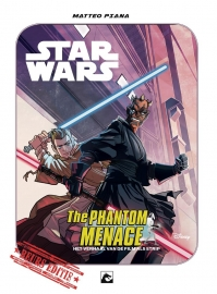 Star Wars, filmspecial I The Phantom Menace, HC