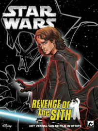 Star Wars, filmspecial III Revenge of the Sith  UITVERKOCHT