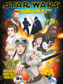 Star Wars, Avonturen