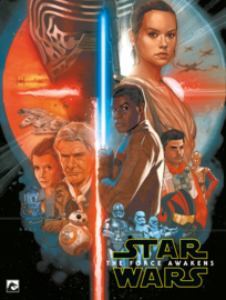 Star Wars Filmboek, Epsiode VII - The Force Awakens SC