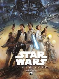 Star Wars Filmboek, Episode IV - A New Hope SC