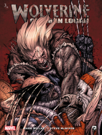 Wolverine Old Man Logan 3 (van 4)