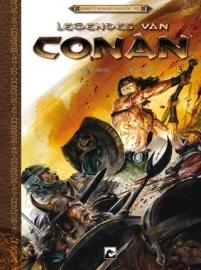 Legendes van Conan, Geboren op het slagveld 3 UITVERKOCHT
