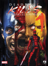 Deadpool Kills the Marvel Universe 1 van 2