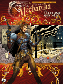 Lady Mechanika, La belle dame sans merci conventie editie set