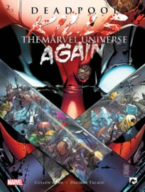 Deadpool Kills the Marvel Universe again! 2 van 2