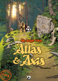 Atlas & Axis Collector Pack COMPLEET