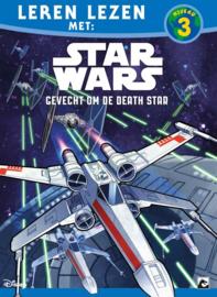 Leren lezen met Star Wars, niveau 3, Gevecht om de Death Star