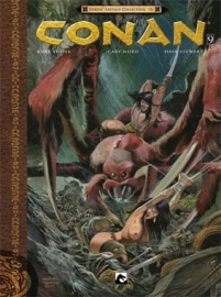 Conan 9, Het hart van Yag-Kosha