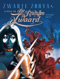 Het Kristallen zwaard, Zwarte Zorya 2