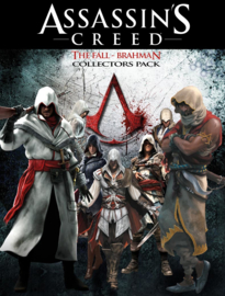Assassin`s Creed  The Fall & Brahman HC Collector's Pack