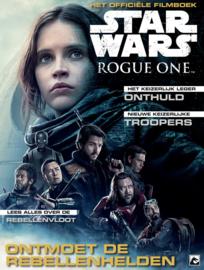 Star Wars Rogue One, het officiele filmboek