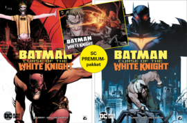 Batman, Curse of the White Knight 1 + 2 Premium Pack