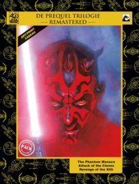 Prequel trilogie episode 1,2,3 Collector's Pack SC