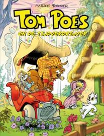 Tom Poes en de tijdverdrijver 10 HC