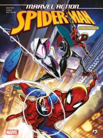 Marvel Action Spider-Man, Schokkend