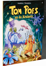 Tom Poes en de Krakers 1 HC UITVERKOCHT