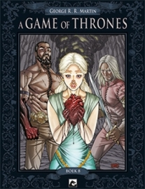 A Game of Thrones boek 8