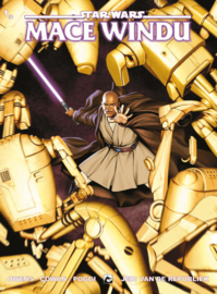Star Wars Miniserie, Mace Windu
