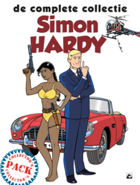 Simon Hardy HC Collector Pack UITVERKOCHT