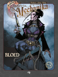 Lady Mechanika, Bloed Collector Pack met EXCLUSIEF cover illustratie album