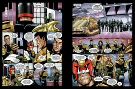 Judge Dredd, De geschiedenis van de gerechtigheid SC 1