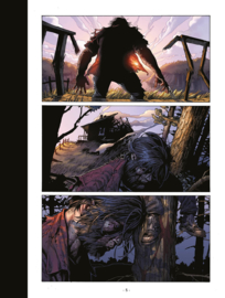 Death of Wolverine 1 (van 2)