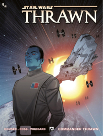 Star Wars miniserie, Commander Thrawn 1 van 2