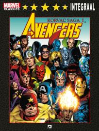 Avengers, Korvac Saga 1