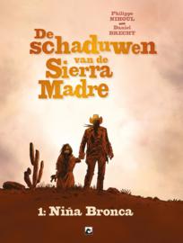 Schaduwen van de Sierra Madre 1, Nina Bronca