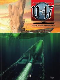 U-47 Deel 11 HC Krijgsgevangenen UITVERKOCHT