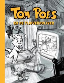 Tom poes 10 en de tijdverdrijver artist edition XXL