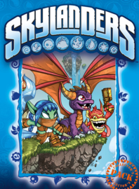 Skylanders 1 - 6 Collector's Pack