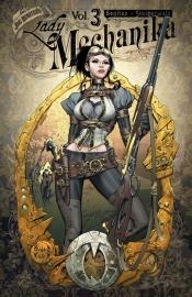 Lady Mechanika, Het mysterie van het mechanische lijk 3 (van 3)