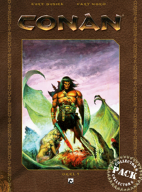 Conan 4-5-6 Collector's Pack 3