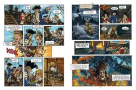 Pirates of the Caribbean, Salazar's Revenge, Het verhaal van de film als strip! UITVERKOCHT