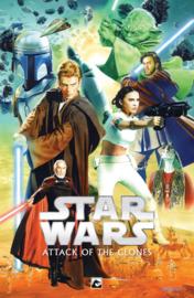 Star Wars Filmboek, Episode II  - Attack of the Clones SC