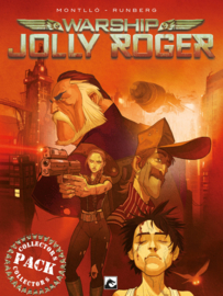 Warship Jolly Roger COMPLEET Collector's Pack