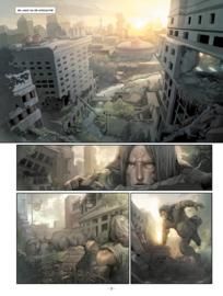 Na de Apocalyps HC incl. Art-Print