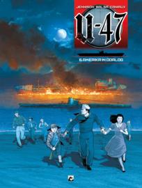 U-47 deel 6, Amerika in oorlog HC