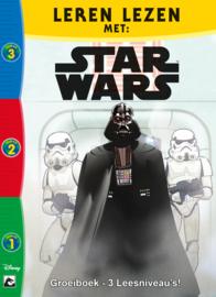Leren lezen met Star Wars Groeiboek Pack 2